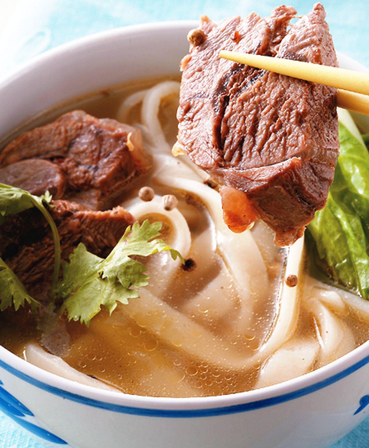 食譜:胡椒牛肉麵