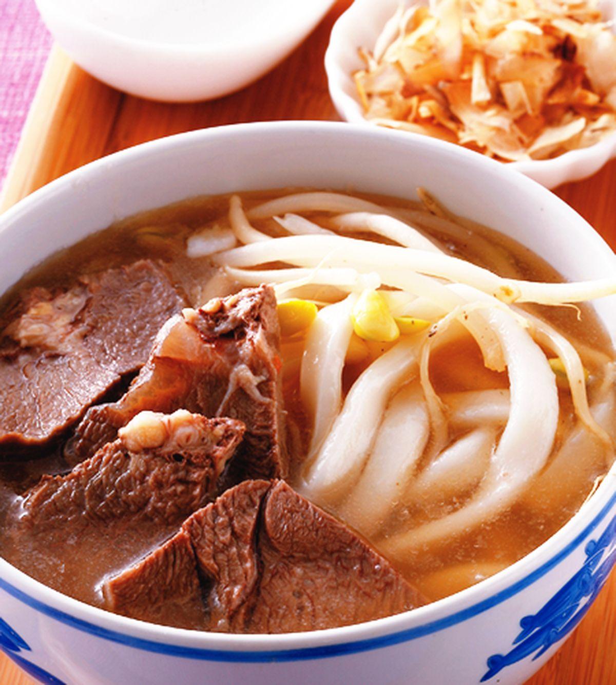 食譜:煮汁牛肉麵