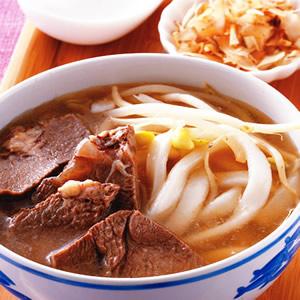 煮汁牛肉麵