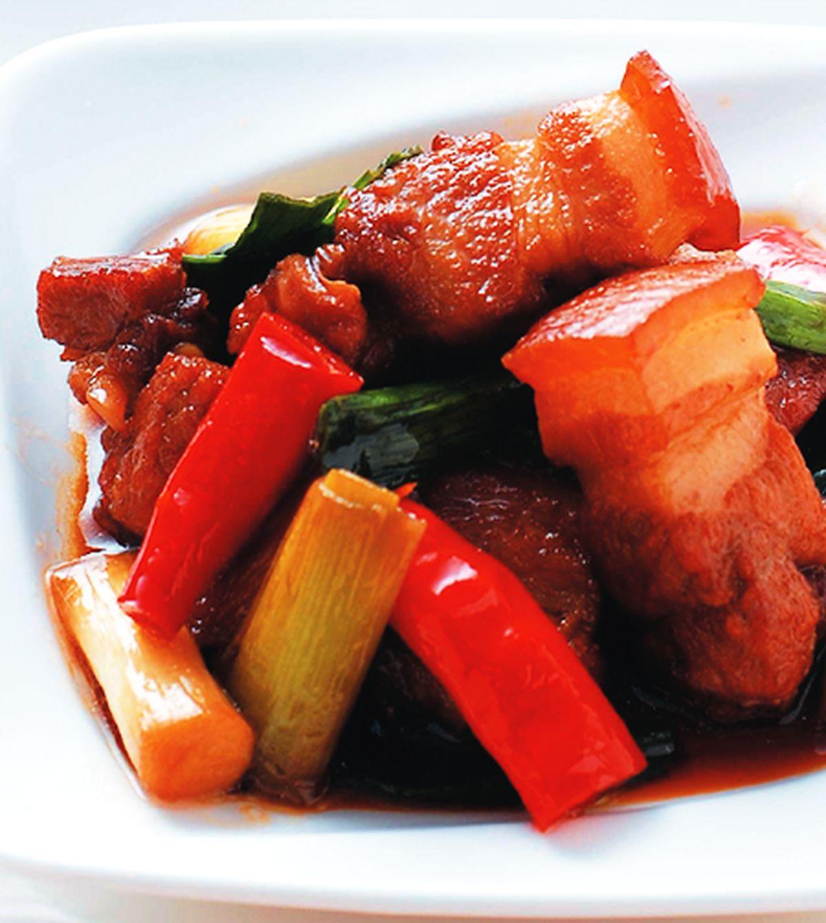 食譜:紅燒肉(1)