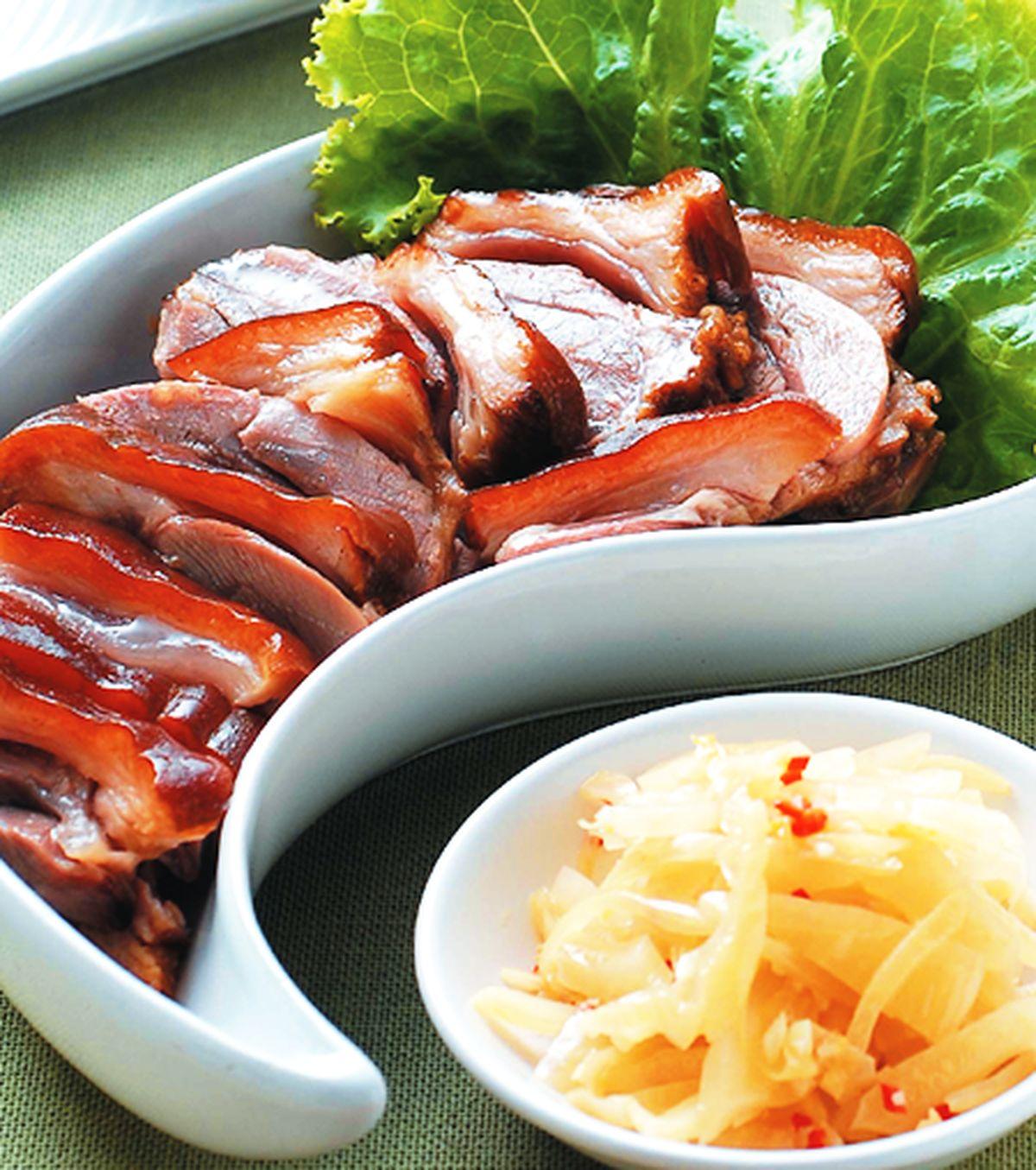 食譜:酸菜豬腳