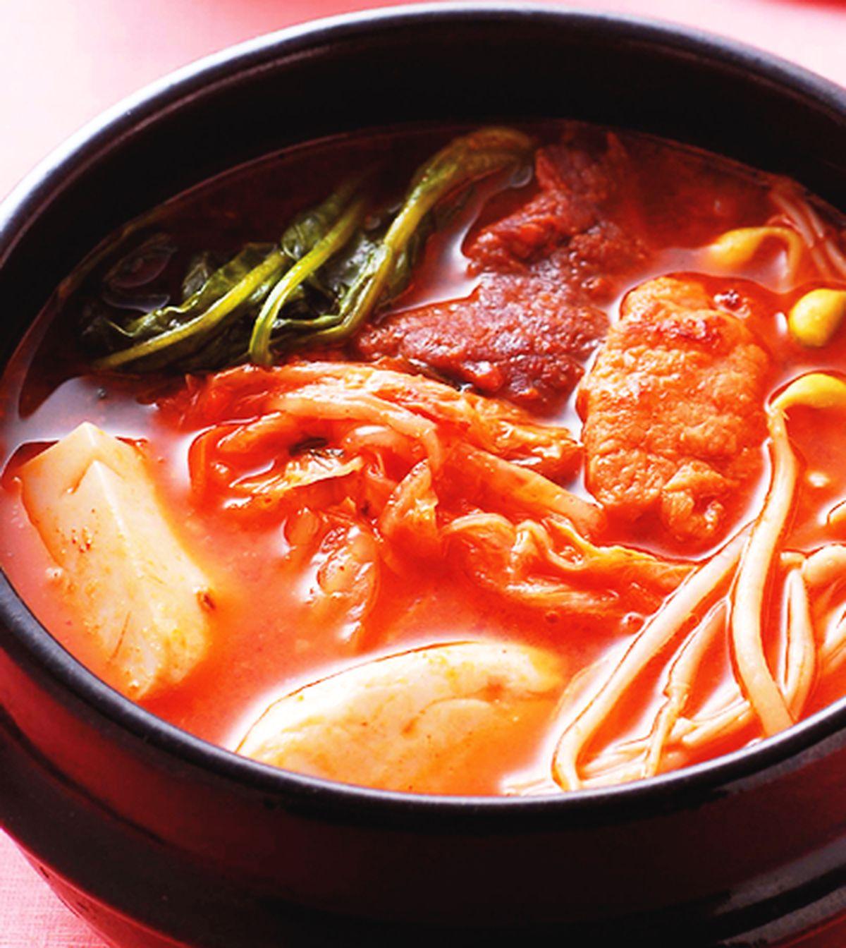 食譜:韓式泡菜鍋(2)