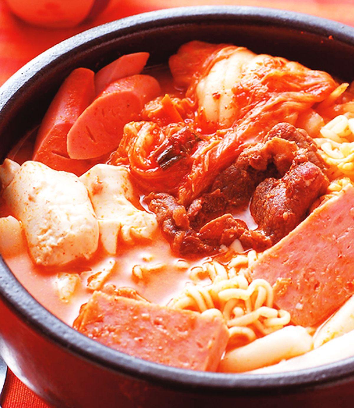 食譜:韓式部隊鍋