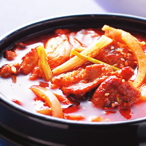 燒肉泡菜鍋