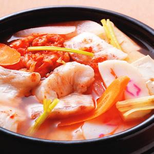 泡菜鮮魚鍋