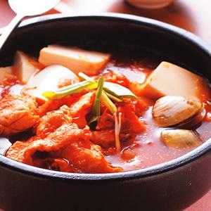 泡菜味噌鍋