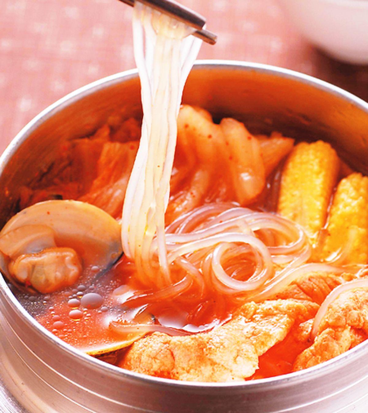 食譜:什錦冬粉鍋
