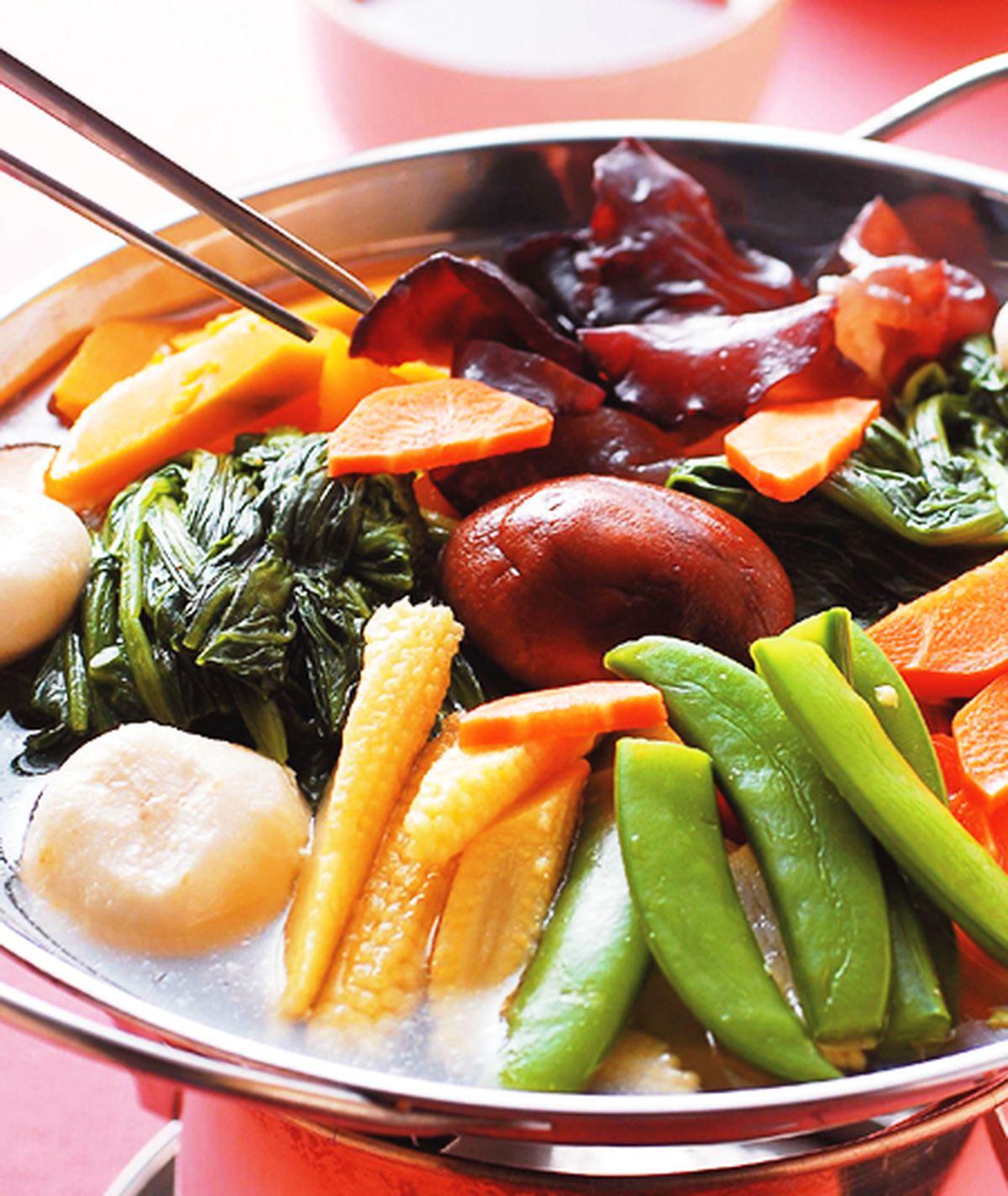 食譜:什錦蔬菜鍋