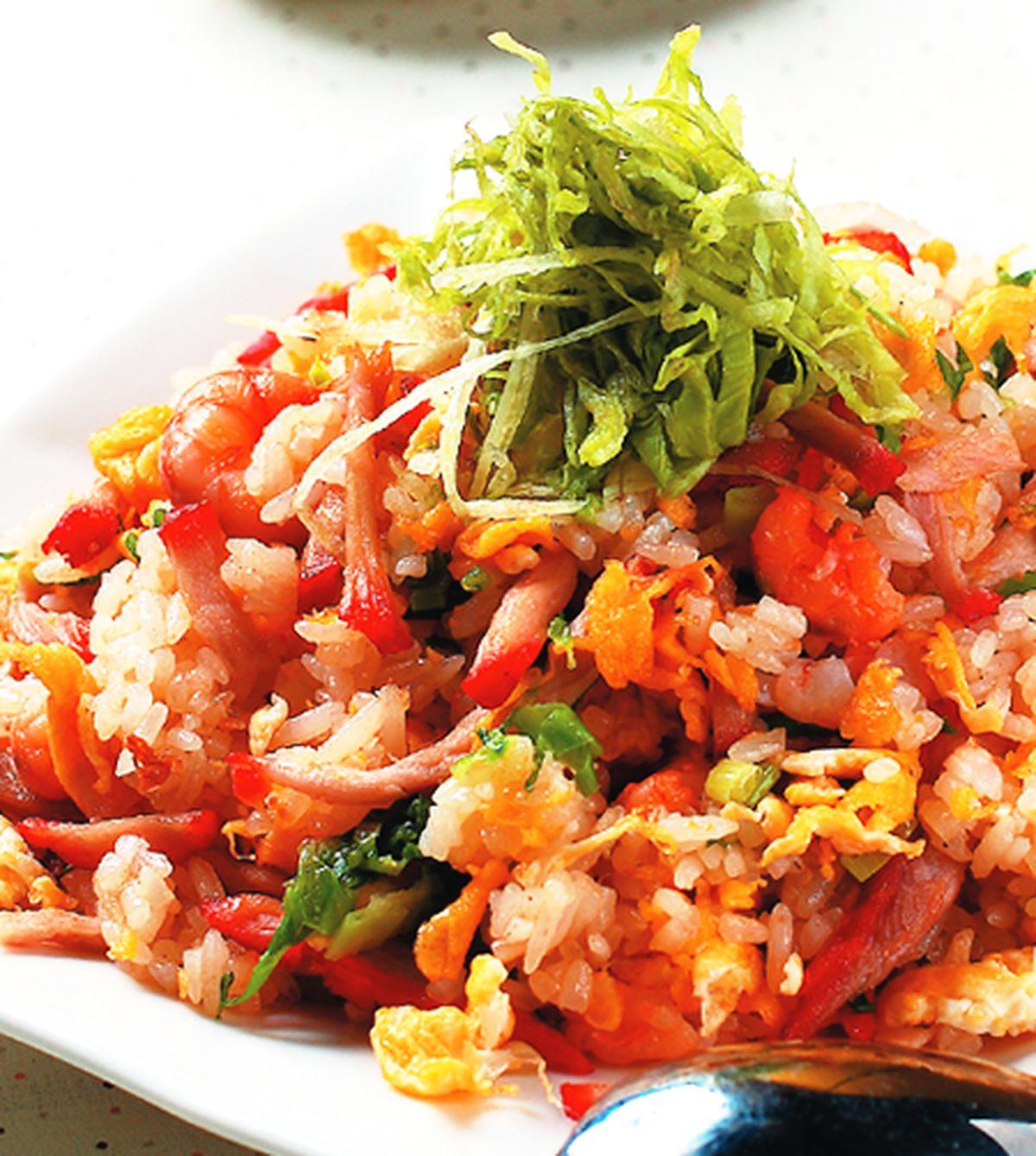 食譜:揚州炒飯(2)