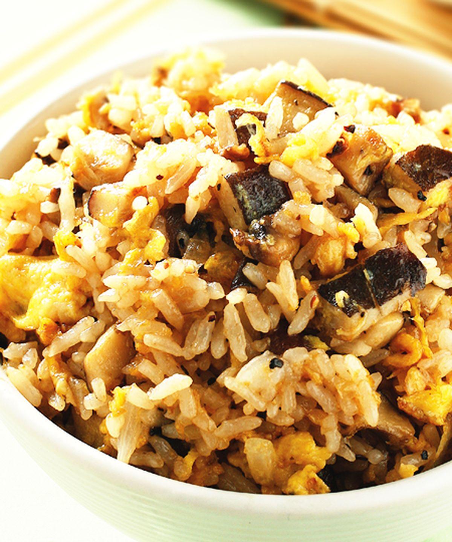 食譜:什錦菇炒飯