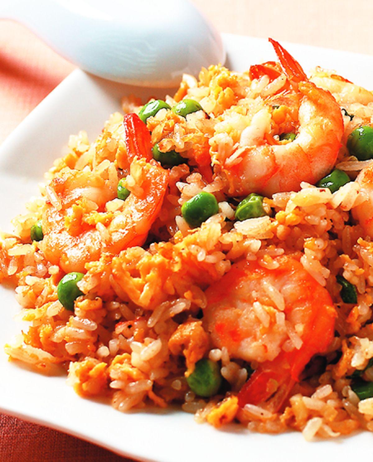食譜:泰式蝦仁炒飯