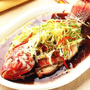 清蒸鮮魚(1)