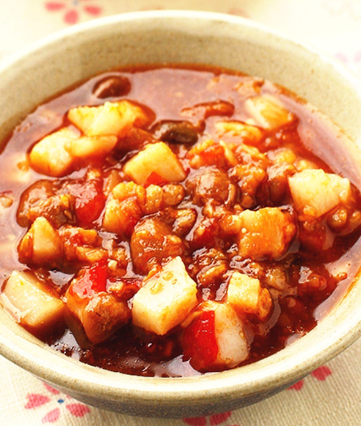 食譜:黃豆蒸醬