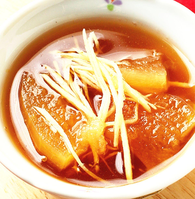 食譜:鹹冬瓜醬