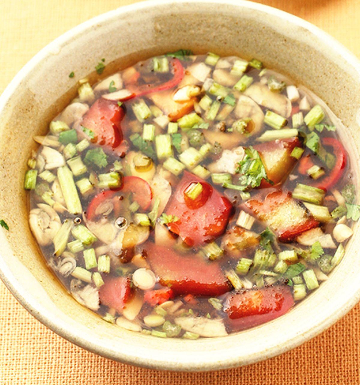 食譜:泰式蒸魚醬
