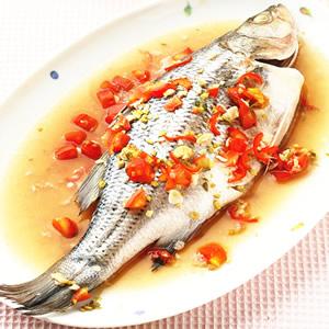 泰式蒸魚(1)