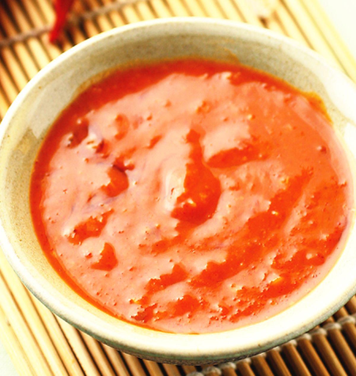 食譜:辣味噌醬(1)