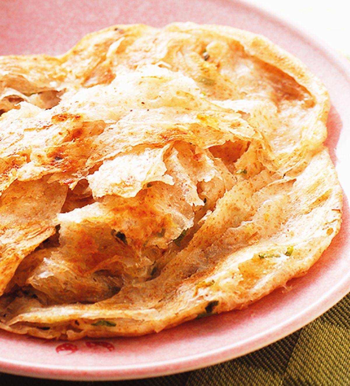食譜:全麥蔥抓餅