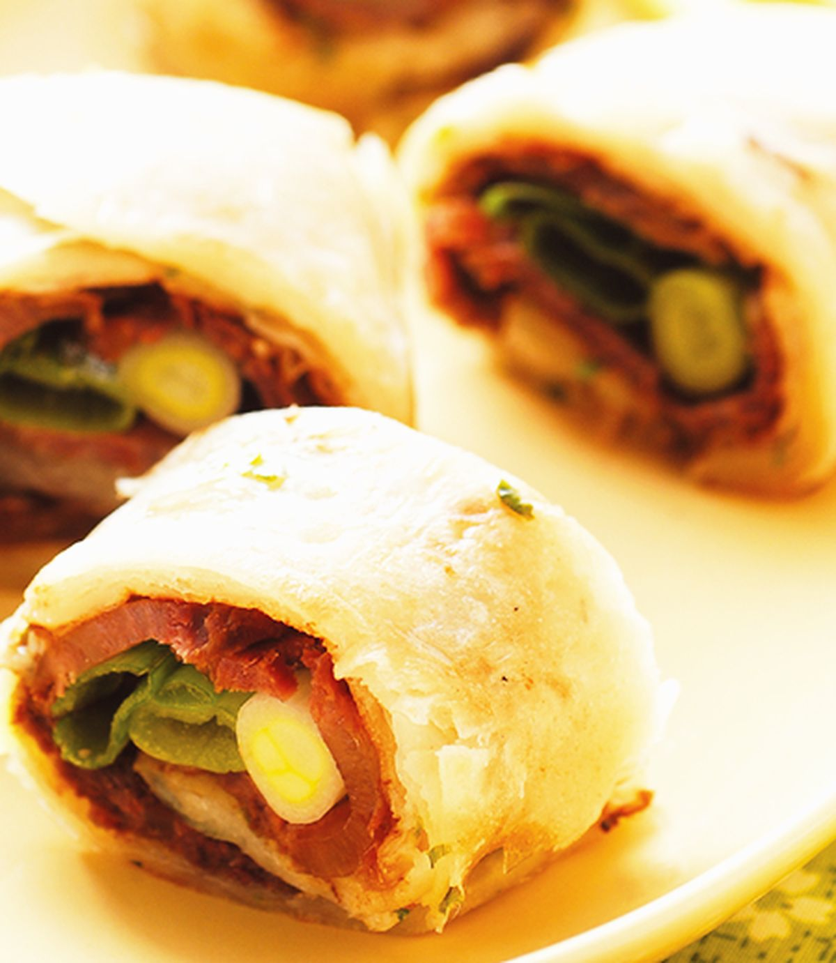 食譜:牛肉捲餅(2)