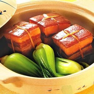 砂鍋東坡肉