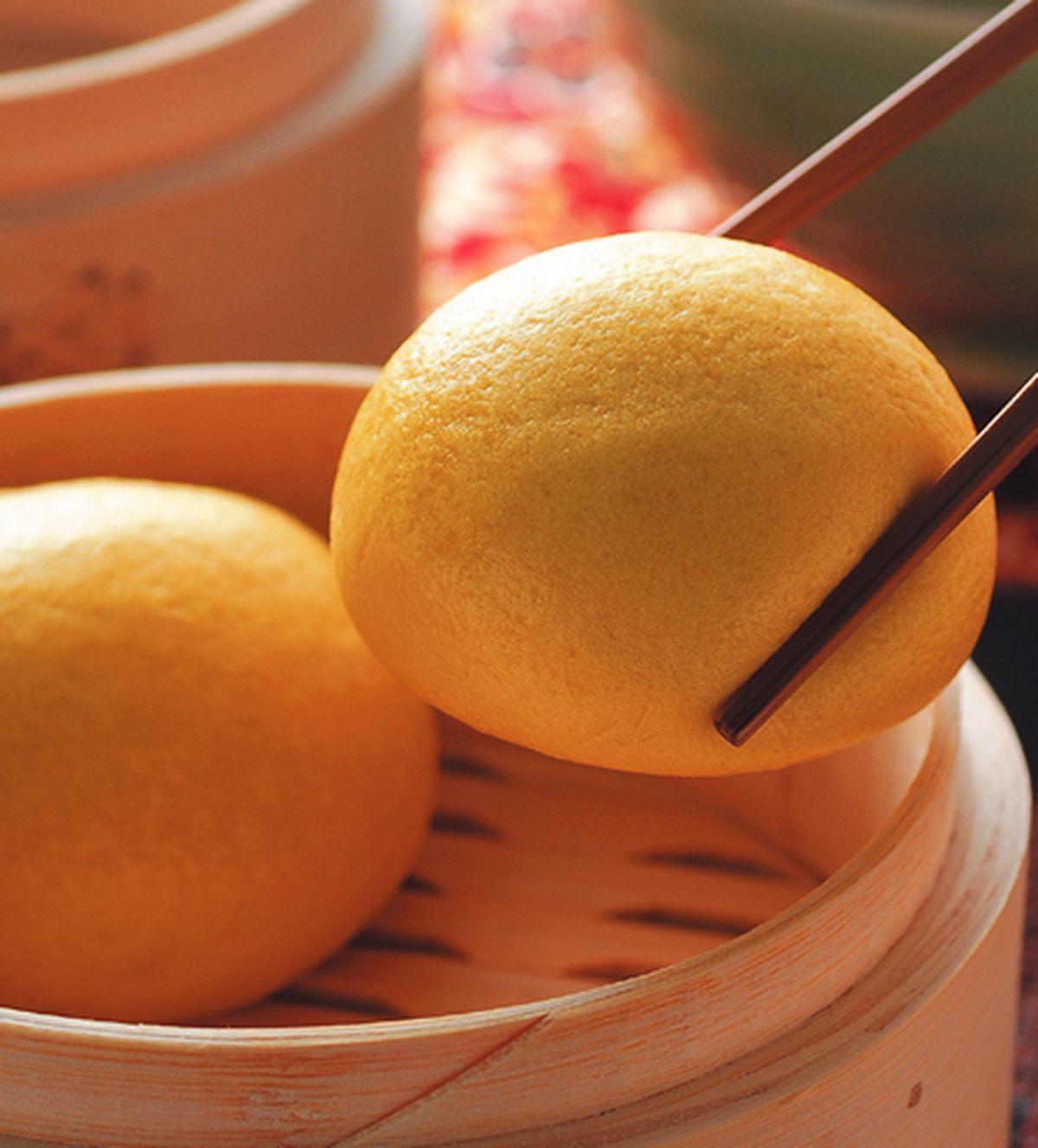 食譜:南瓜小饅頭