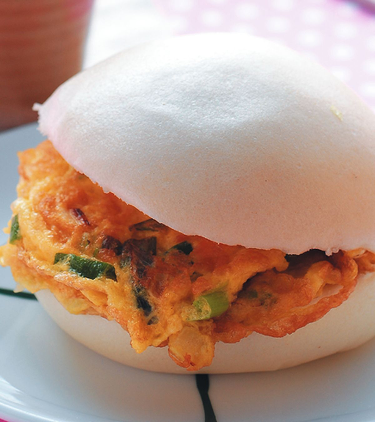 食譜:饅頭夾蛋