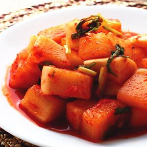 白蘿蔔泡菜