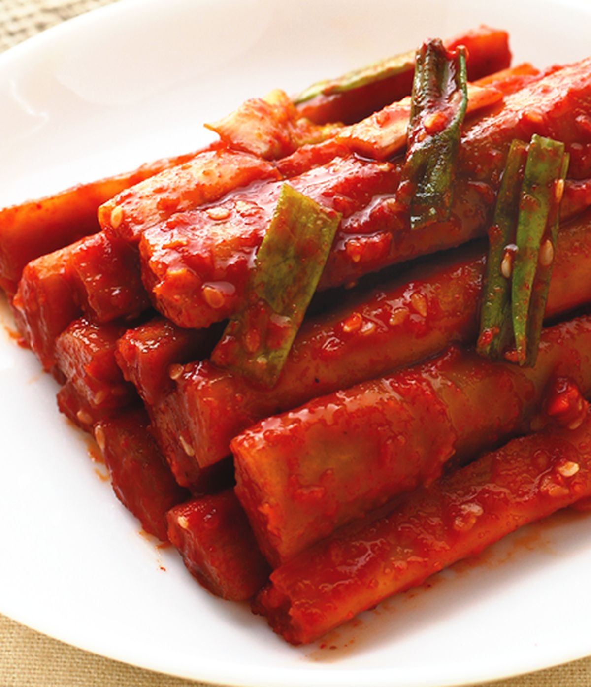 食譜:牛蒡泡菜