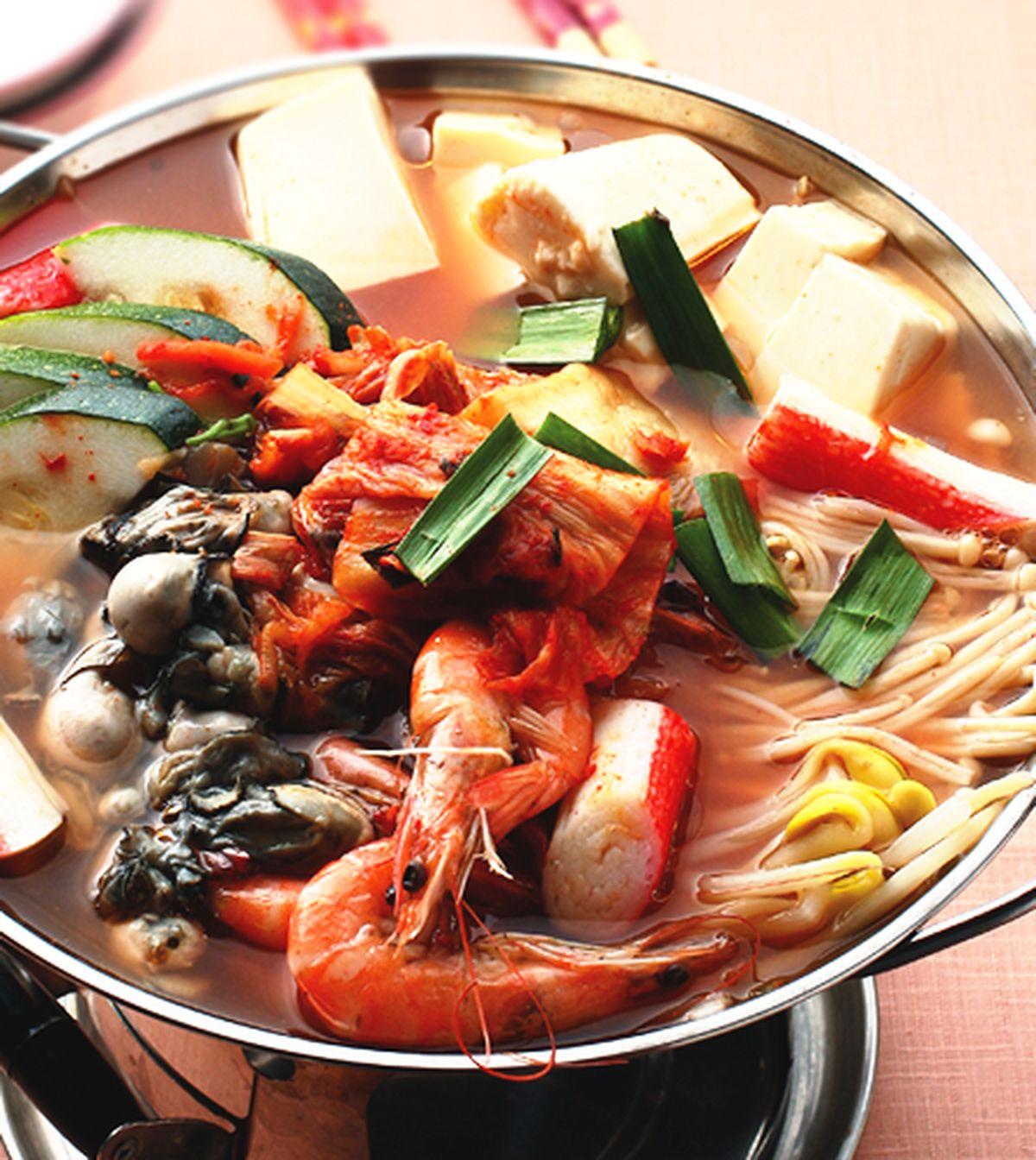 食譜:泡菜鍋(3)