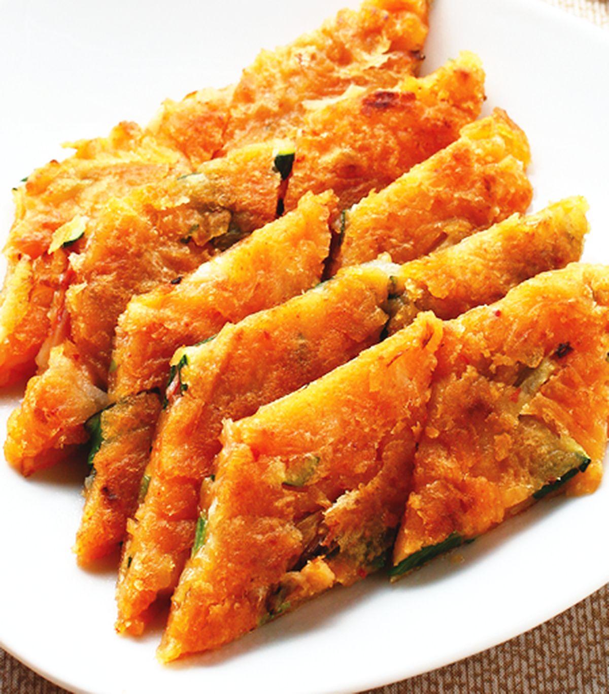 食譜:泡菜煎餅