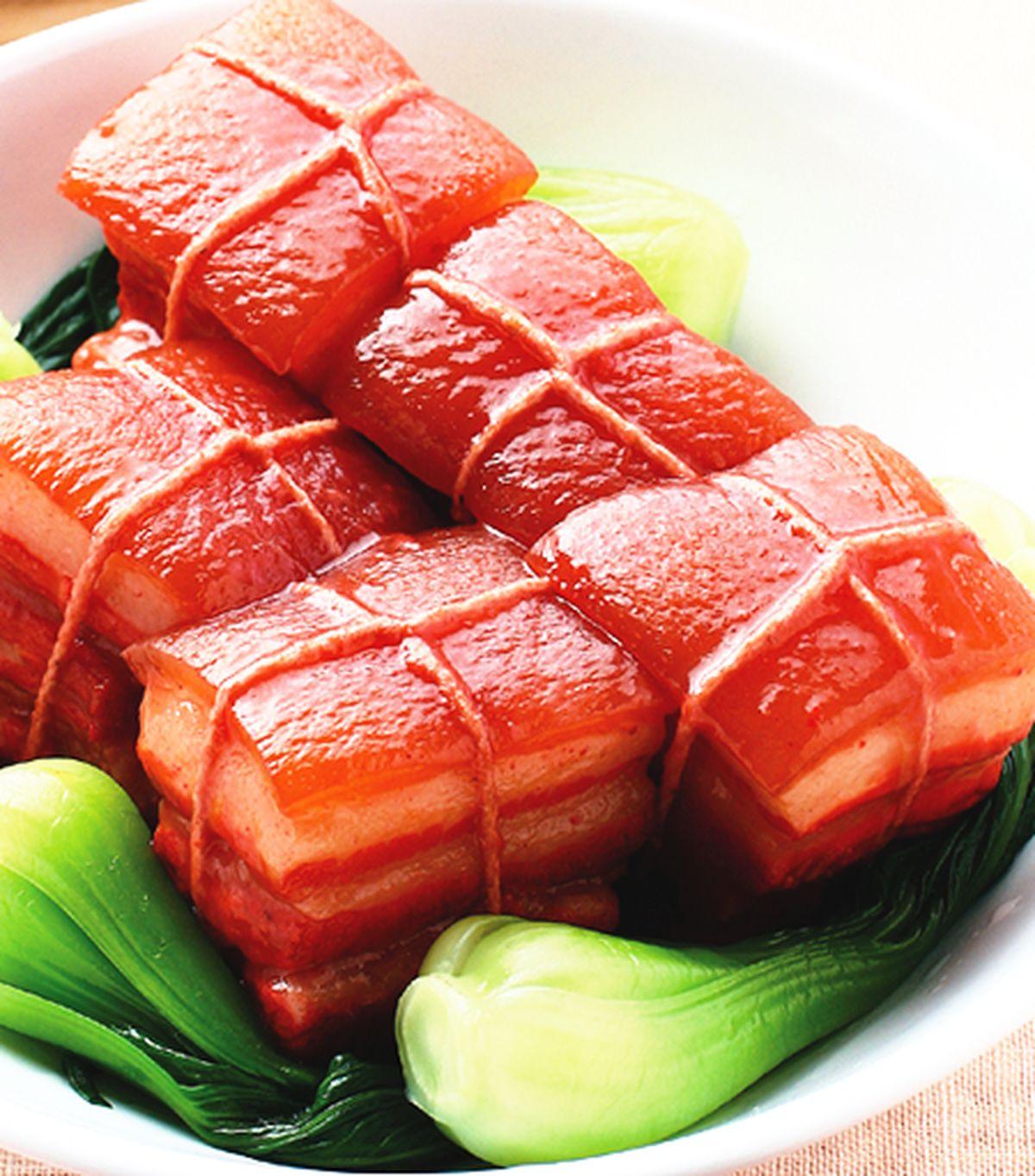 食譜:紅糟東坡肉