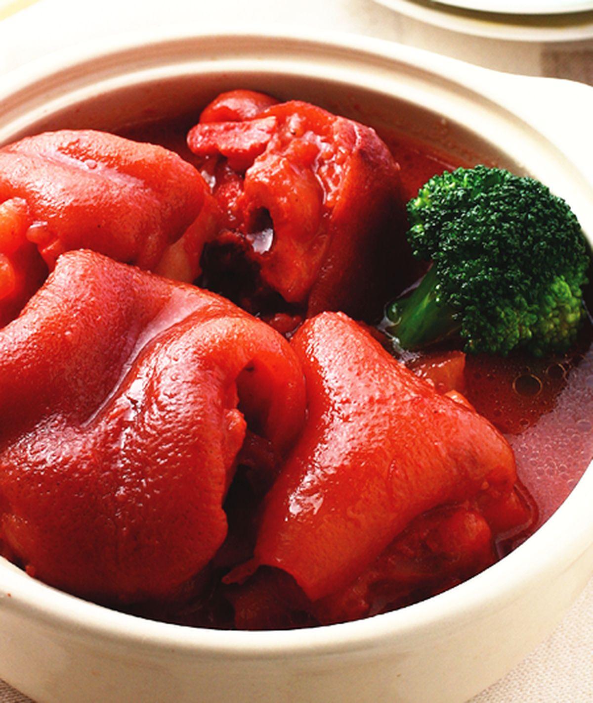 食譜:紅糟滷豬腳