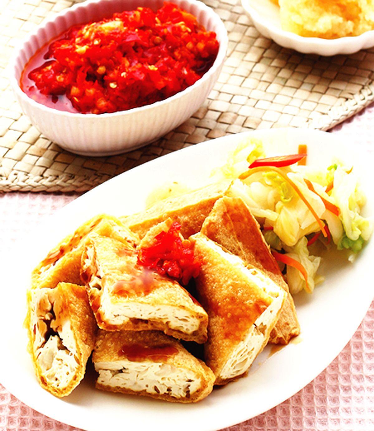 食譜:臭豆腐(1)