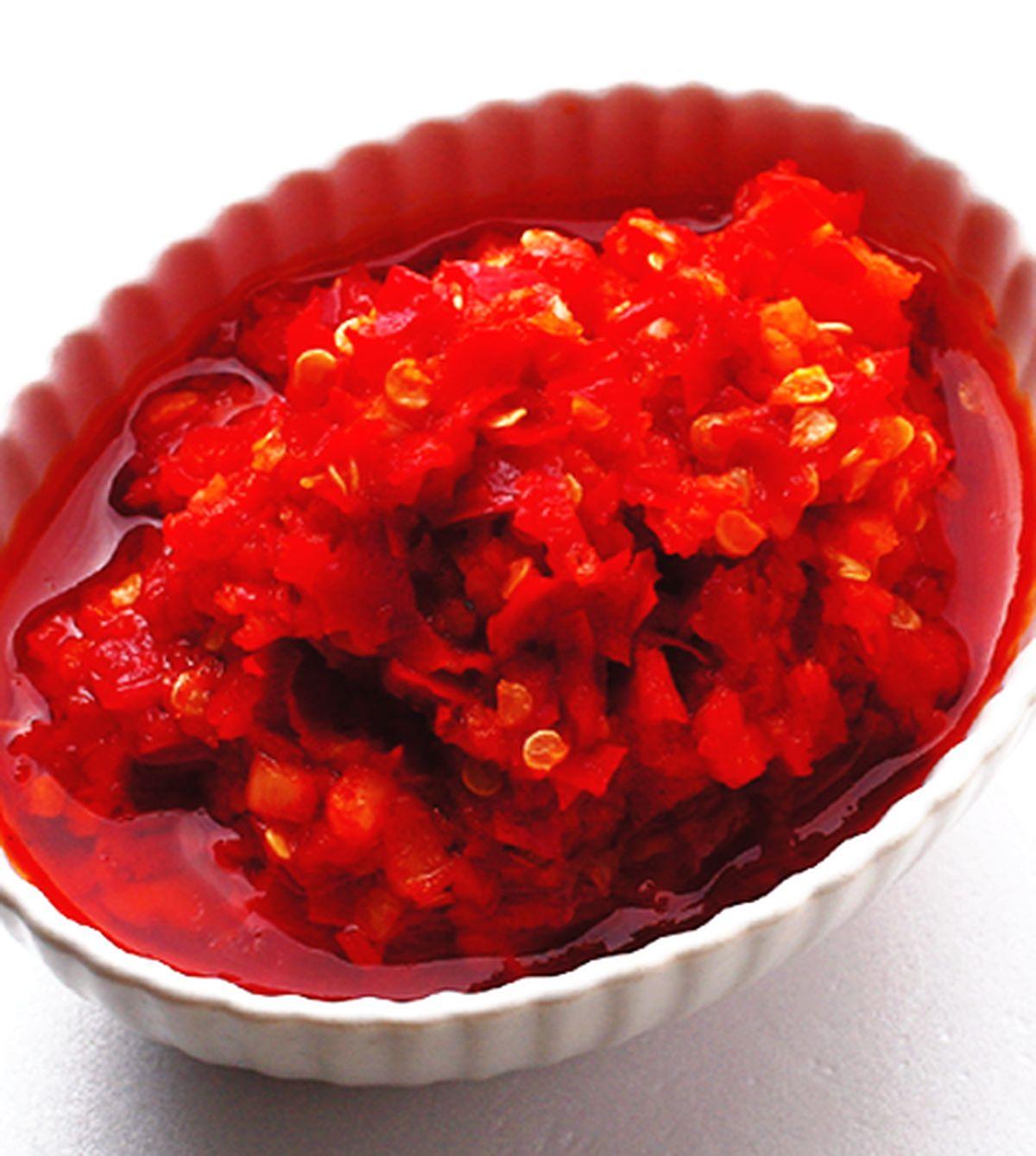 食譜:辣椒醬(1)