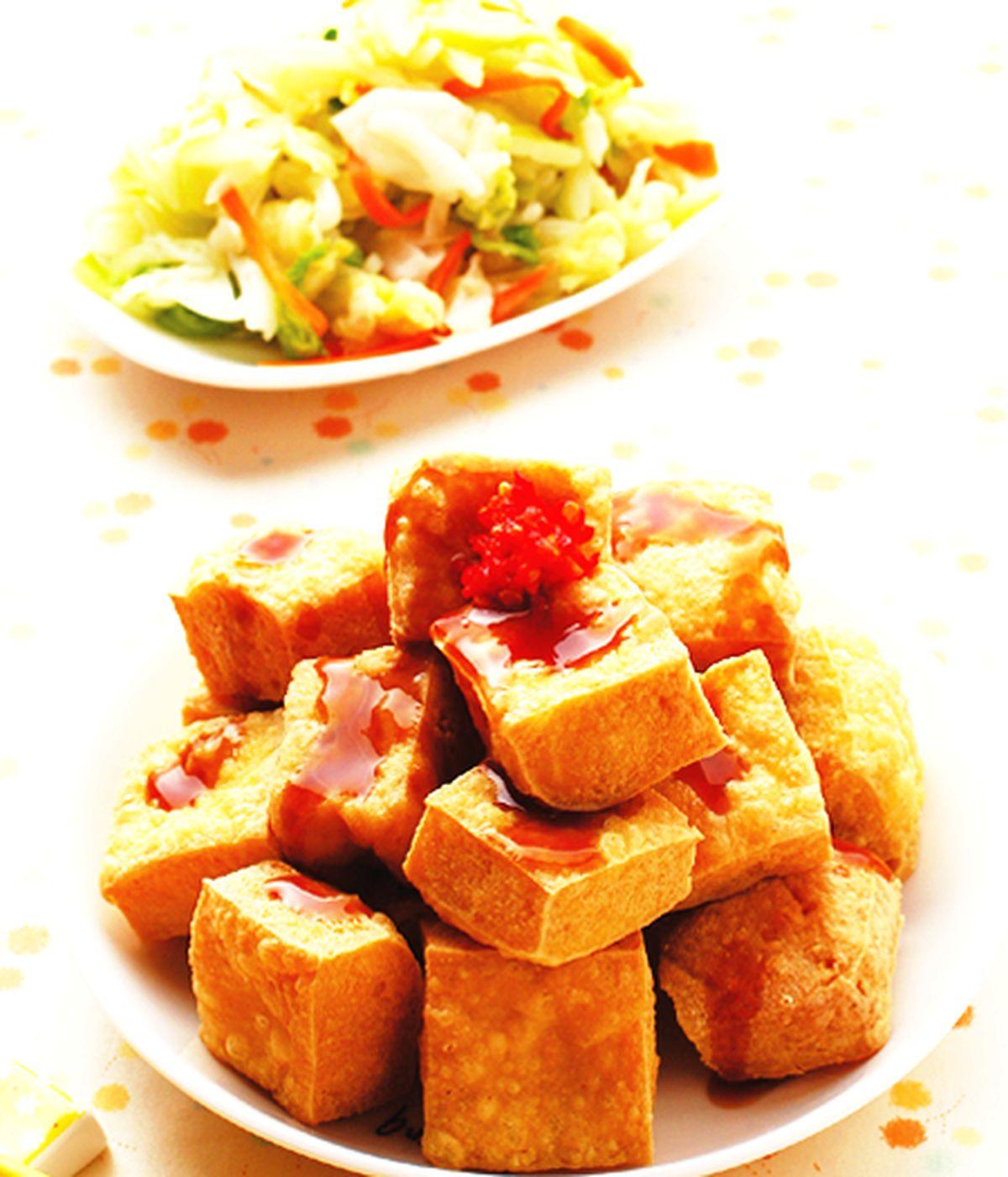 食譜:脆皮臭豆腐