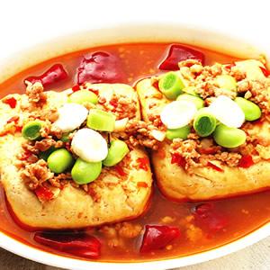 麻辣臭豆腐(4)