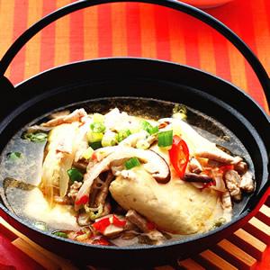清蒸臭豆腐(2)