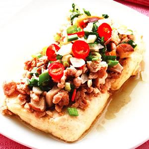 清蒸臭豆腐(3)