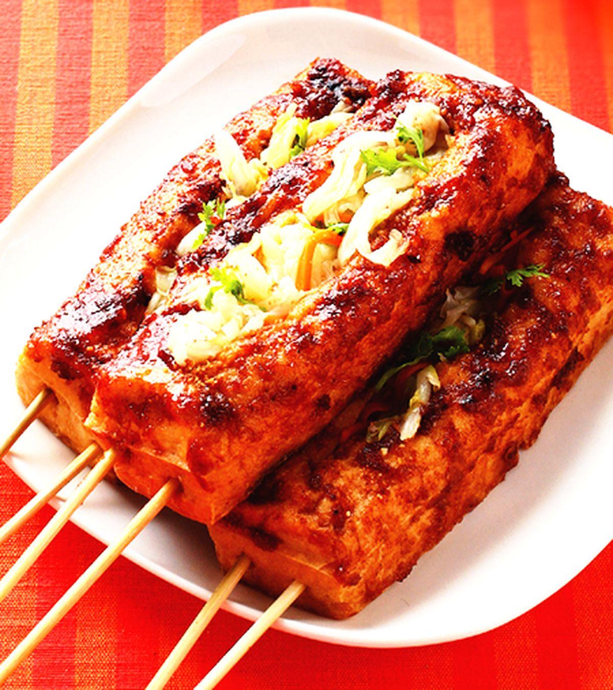 食譜:炭烤臭豆腐