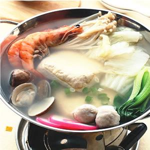 海鮮臭臭鍋