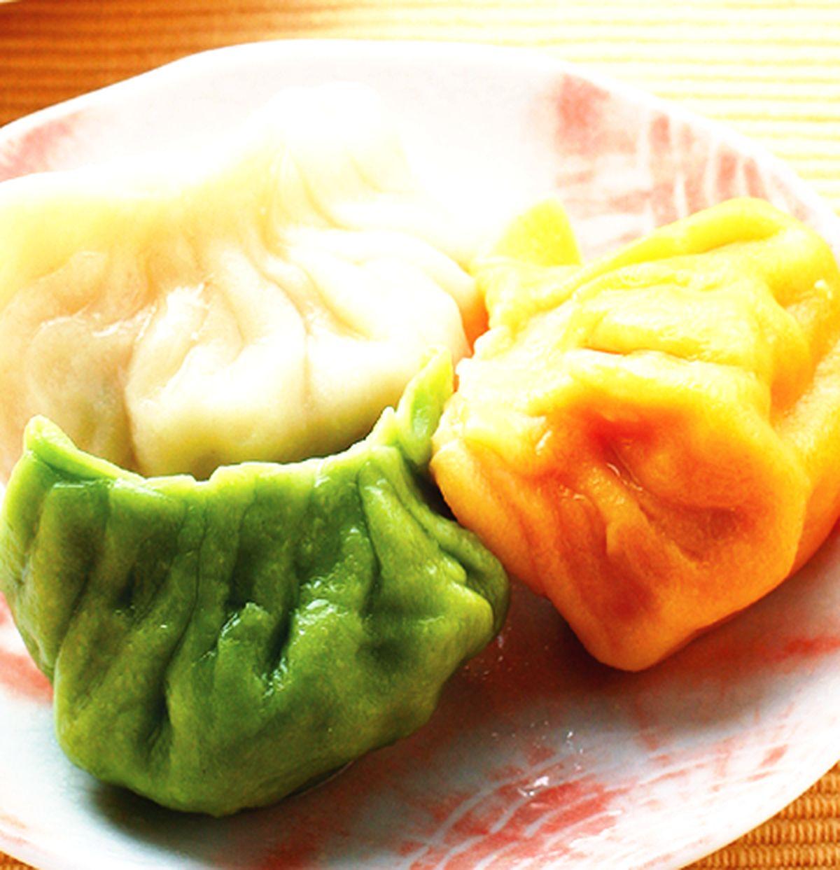 食譜:臭豆腐餃子