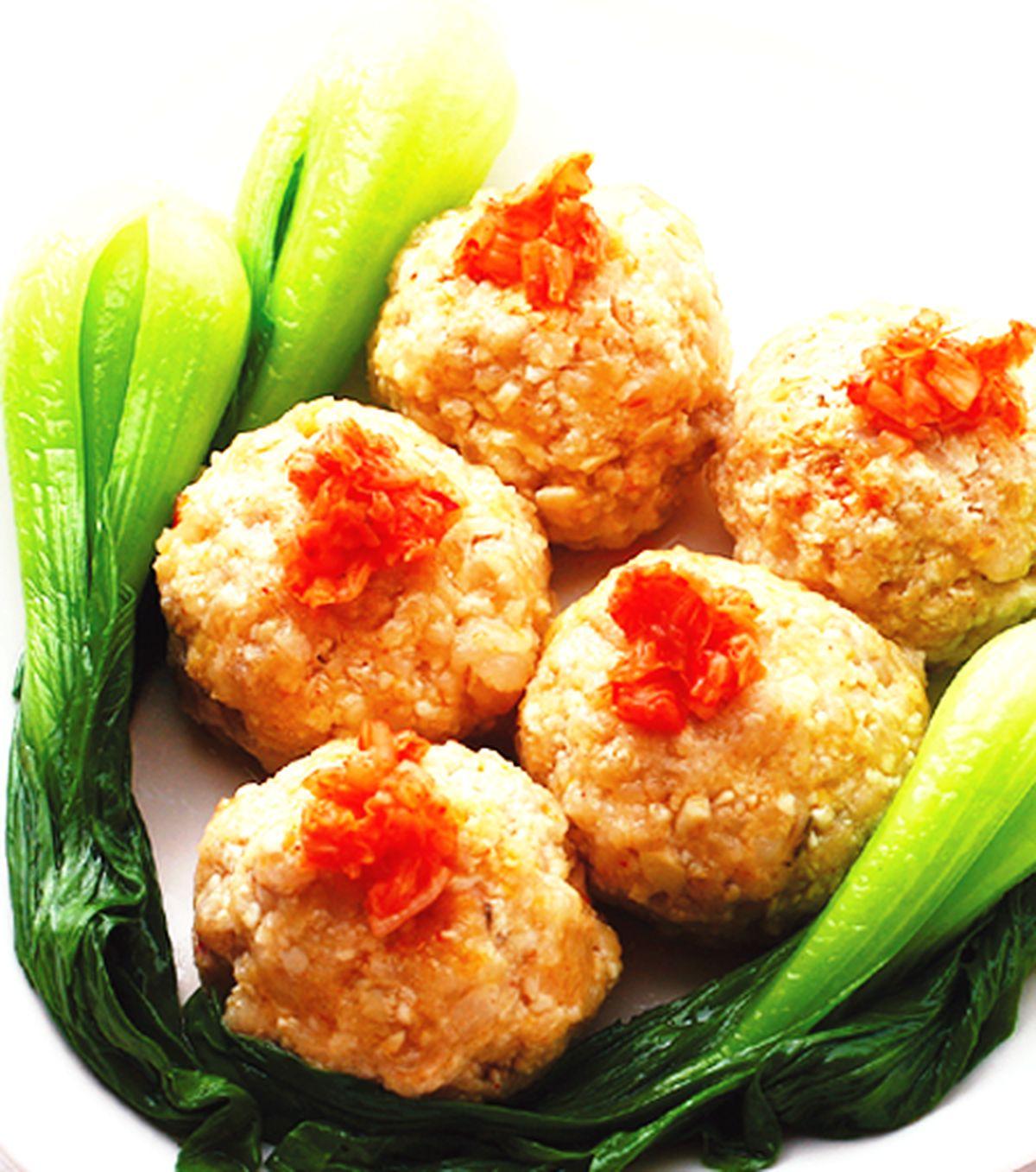 食譜:臭豆腐丸子