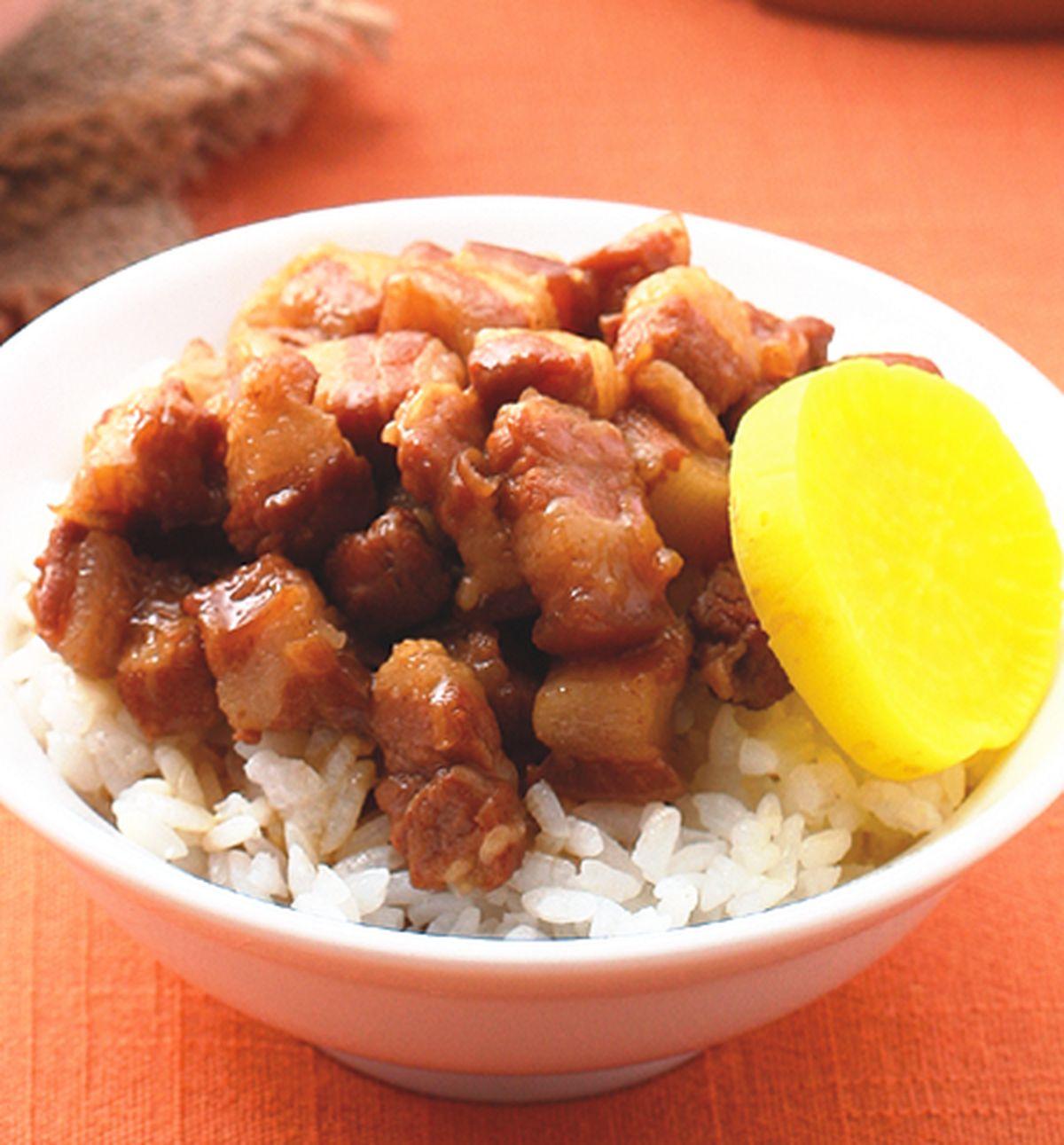 食譜:滷肉飯(1)
