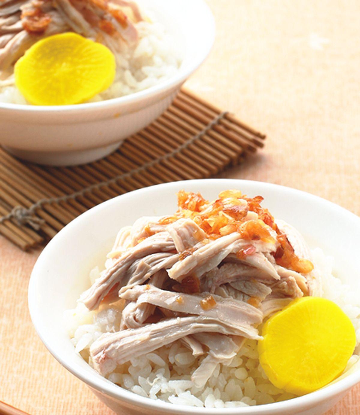 食譜:雞肉飯(4)