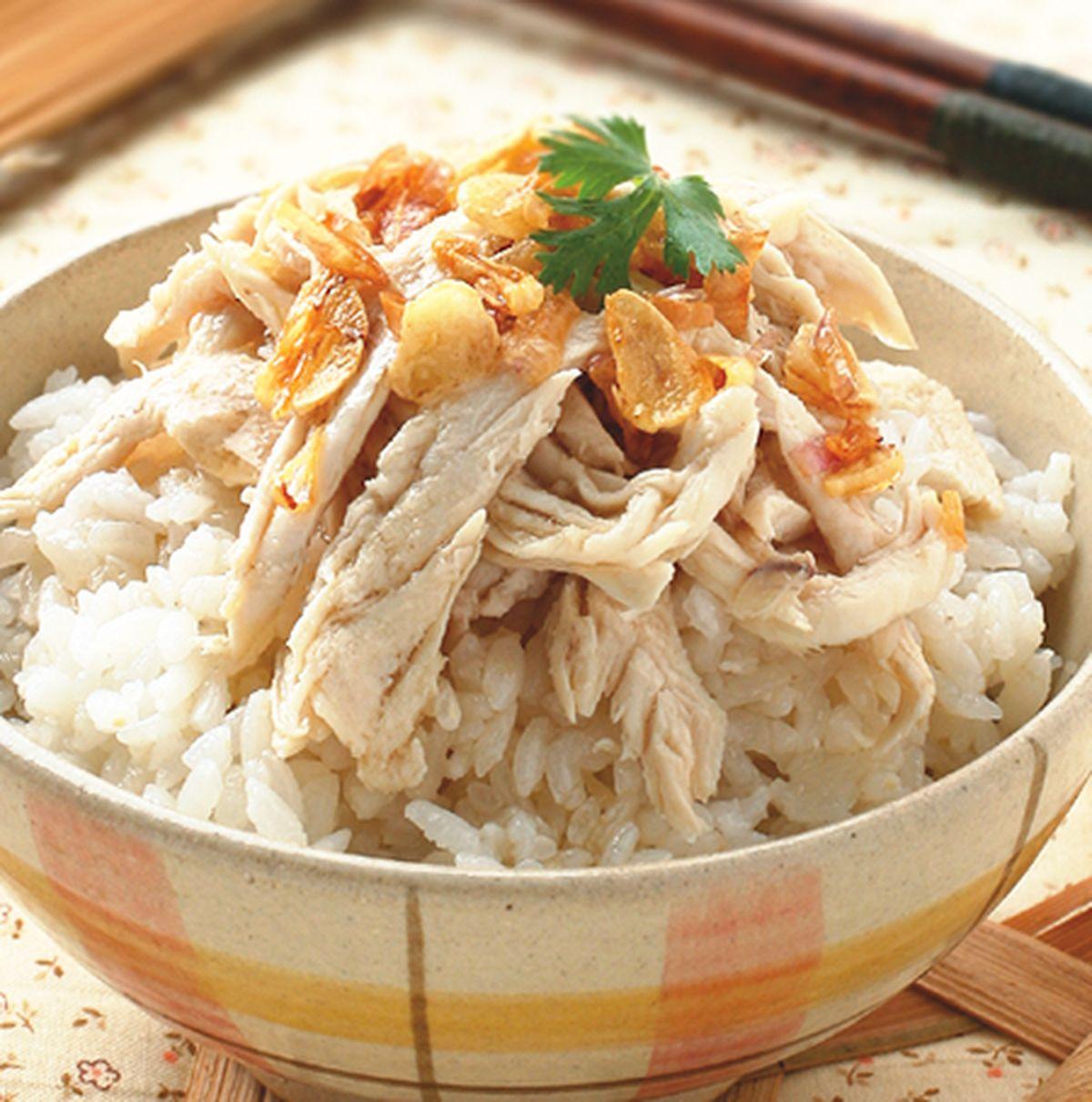 食譜:火雞肉飯