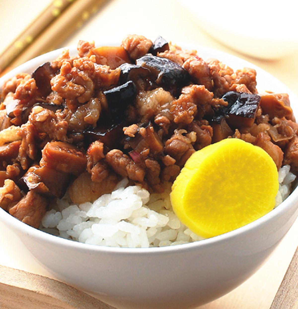 食譜:香菇滷肉飯