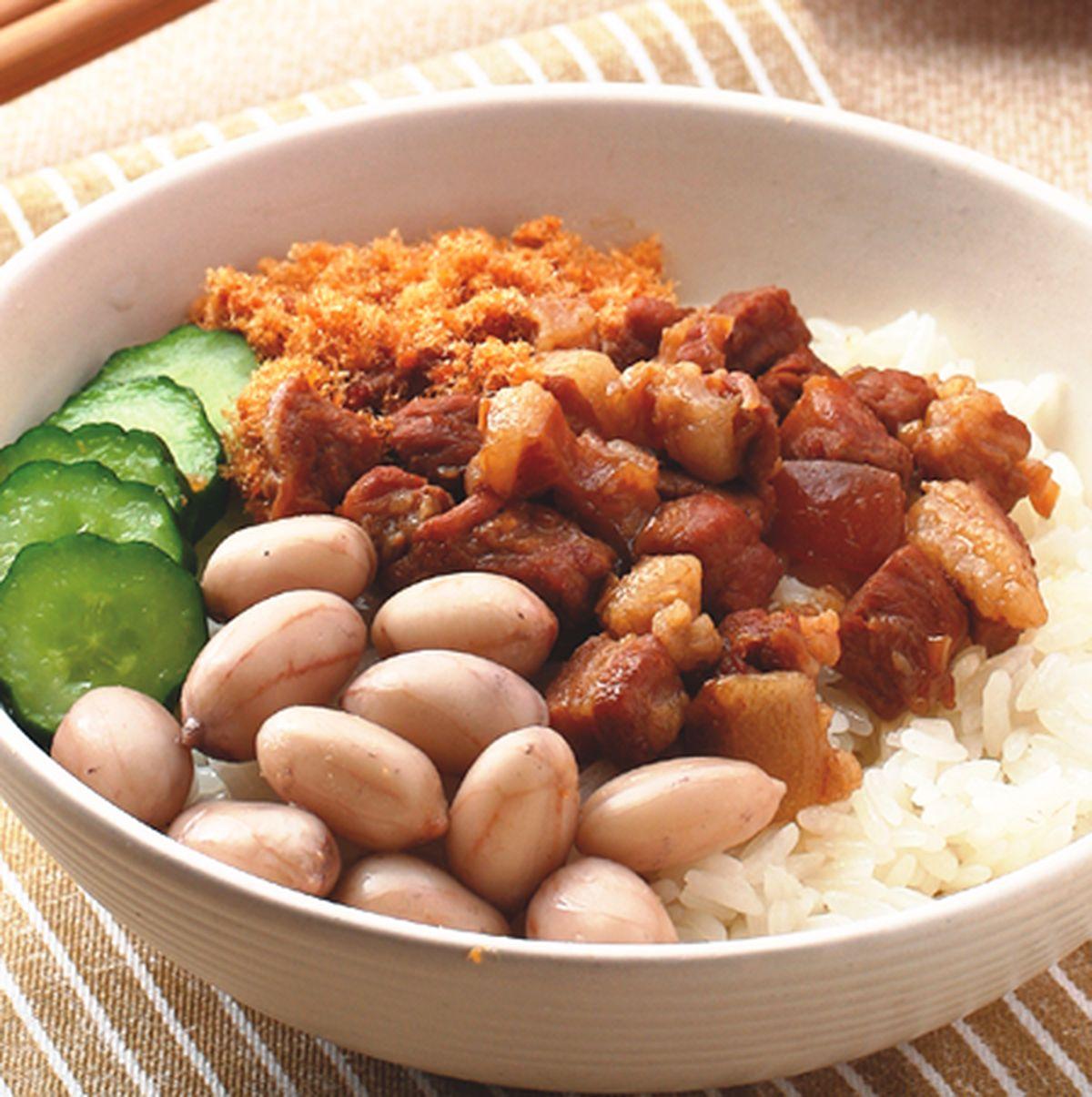 食譜:台南米糕(1)