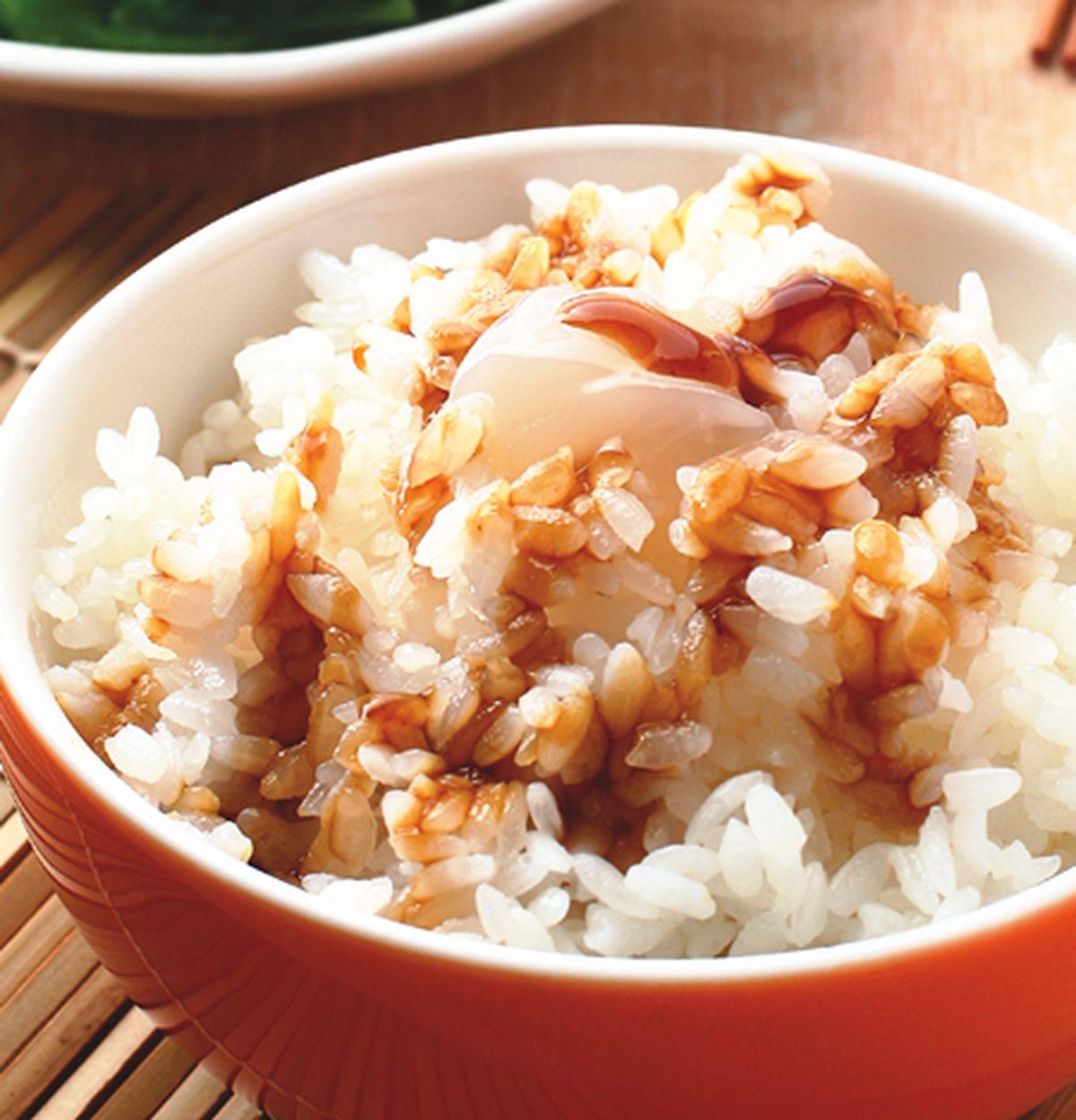 食譜:豬油拌飯