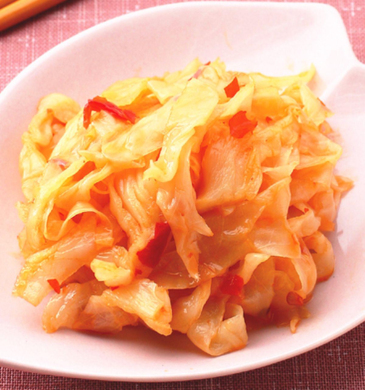 食譜:高麗菜乾(1)
