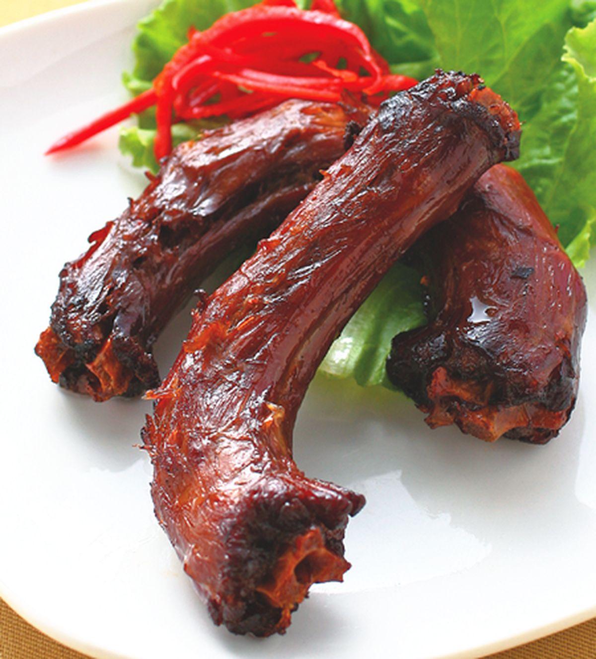 食譜:鴨脖子(1)